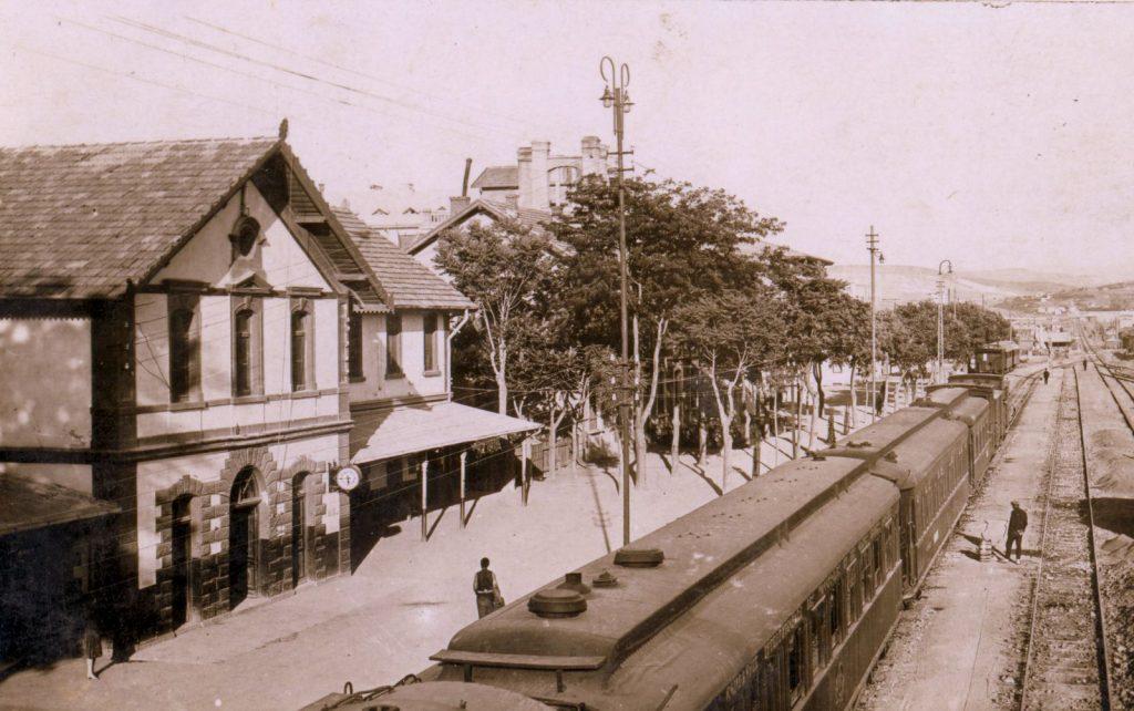 ankara tren 'stasyonu