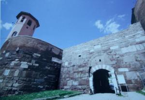 Ankara Kalesi, Hisar Kapı ve Saat Kulesi,2012.